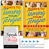 Image of Taming Your Tongue - Pack 1