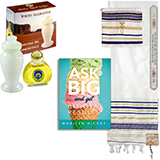 Image of Jewish Prayer Shawl - Pack 1