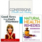 Image of Natural Health Remedies Pack