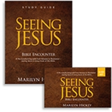 Image of Seeing Jesus Bible Encounter - Pack 1