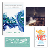 Image of Prevail with Susie Larson - Pack 1