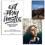 Image of Eat, Pray & Hustle Pack