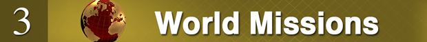 WORLD MISSION graphic