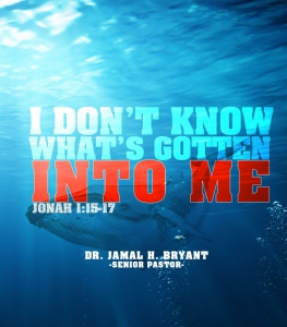 Image of MP4I DON'T KNOW WHAT'S GOTTEN INTO ME - MP4 by Dr. Jamal-Harrison BryantSunday January 6, 20