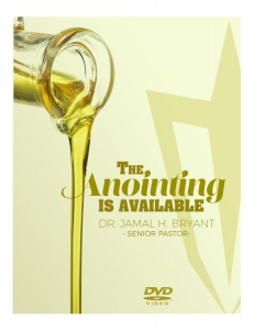 Image of Anointing Service - THE ANOINTING IS AVAILABLE - CD by Dr. Jamal Harrison BryantTuesday January