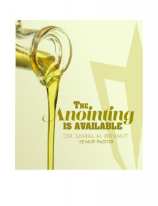 Image of MP3Anointing Service - THE ANOINTING IS AVAILABLE - MP3 by Dr. Jamal Harrison BryantTuesday