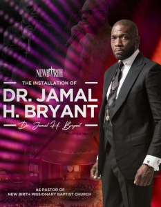 Image of MP4INSTALLATION SERVICE OF DR. JAMAL H. BRYANT AS PASTOR OF NEW BIRTH - MP4 by Bishop John Bryan