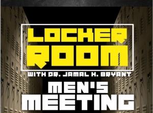 Image of LOCKER ROOM MEN'S MEETING - Serving Through The Struggle - CD by Pastor Ron Sailor Jr, Thursday June