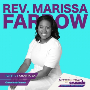 Image of MP3I'm About to Kill It - MP3 by Dr. Marissa FarrowWednesday October 16, 2019 7:30 p.m. IMAG