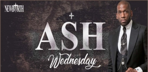 Image of ASH WEDNESDAY NOON DAY SERVICE -