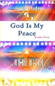 Image of GOD IS MY PEACEby Rosalee Ervin