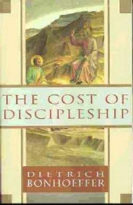 Image of Cost of Discipleship by Bonhoeffer Dietrich