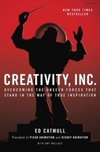 Image of New Birth's October 2019 Book of the Month - CREATIVITY, INC from Ed Catmull, Steve Jobs & John Lass