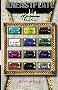 Image of BREASTPLATE OF JUDGMENT: CHOSEN - BOOK by Pamela Cabell