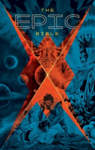 Image of THE EPIC graphic BIBLE:  God's Story From Eden To Eternity