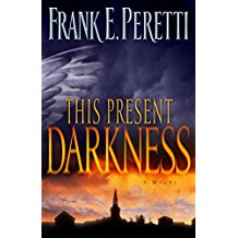 Image of THIS PRESENT DARKNESS by Frank Peretti