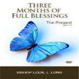 Image of 3 Months Of Blessing - Volume # 2 (the Present)- DVD Series