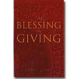Image of Blessing In Giving Book