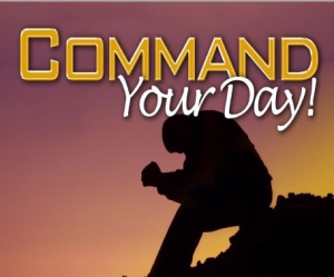 Image of MP3COMMAND YOUR DAY - MP3 by Bishop Eddie L. Long