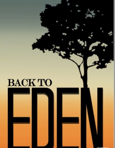 Image of BACK TO EDEN - CD SERIES