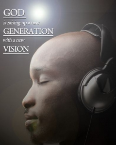 Image of GOD IS RAISING UP A NEW GENERATION WITH A NEW VISION - CD SERIES by Bishop Eddie L. Long3 Powerf