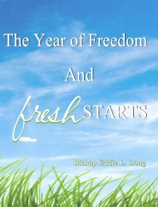 Image of MP3THE YEAR OF FREEDOM AND FRESH STARTS - MP3 SERIES