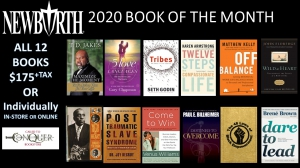 Image of A Complete Set of New Birth's 2020 Books of the Month for only $175.00