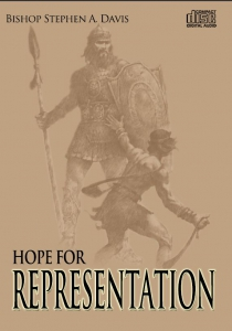 Image of HOPE FOR REPRESENTATION DVD Series by Bishop Stephen A. Davis