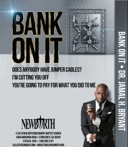 Image of MP3 SERIESBANK ON IT - MP3 Series by Dr. Jamal H. Bryant