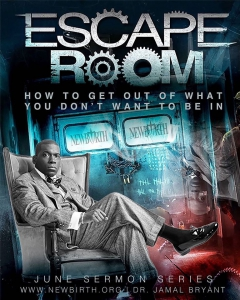 Image of MP4ESCAPE ROOM MP4 SERIES by Dr. Jamal H. Bryant