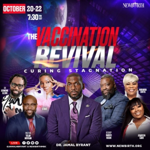 Image of THE VACCINATION REVIVAL:  Curing Stagnation - CD Series.  Fall Revival, October 20-22, 2020.