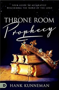 Image of Throne Room Prophecy Book (Signed) - Offer #102048
