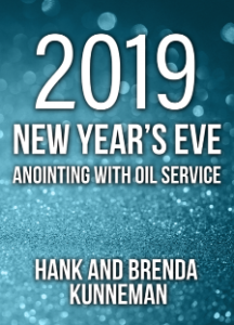 Image of 2019 New Year's Eve Anointing With Oil Service DVD