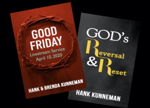 Image of God's Reversal & Reset/Good Friday Service 2020 Package