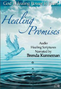 Image of Healing Promises CD - Offer #617