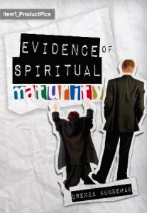 Image of Evidence of Spiritual Maturity 2CDS - Offer BK044CD