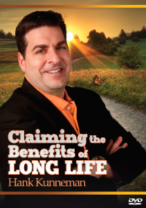 Image of Claiming The Benefits of Long Life 2DVDS - Offer HK001DVD