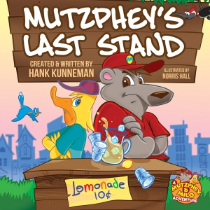 Image of Mutzphey's Last Stand Book