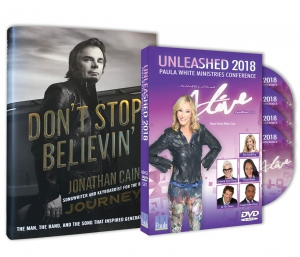 Image of Unleashed 2018 4-DVD/Book Double-Down Deal