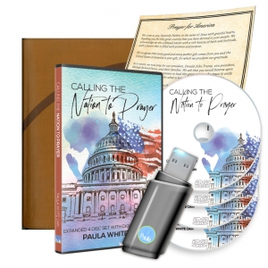 Image of Calling the Nation to Prayer CD Pk