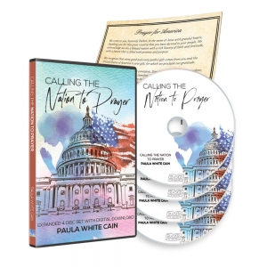 Image of Calling the Nation to Prayer 4 DVD
