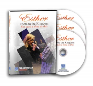 Image of Esther Come to the Kingdom 3CD