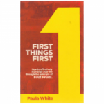 Image of First Things First - Ebook