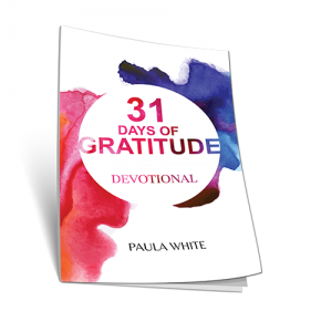 Image of 31 Days of Gratitude Devotional