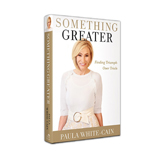 Image of Something Greater Bk signed by Pastor Paula