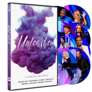 Image of Unleashed 2019 8 DVD Set
