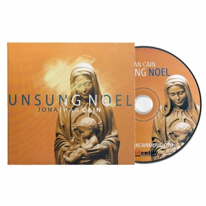 Image of Signed Unsung Noel CD