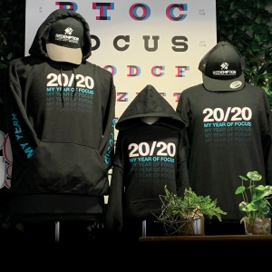 Image of 20/20 Focused Hoodie