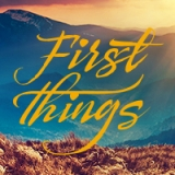 Image of First Things Audio Download
