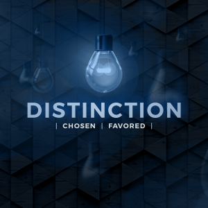 Image of Distinction: Chosen/Favored CD Series w/ Download Card